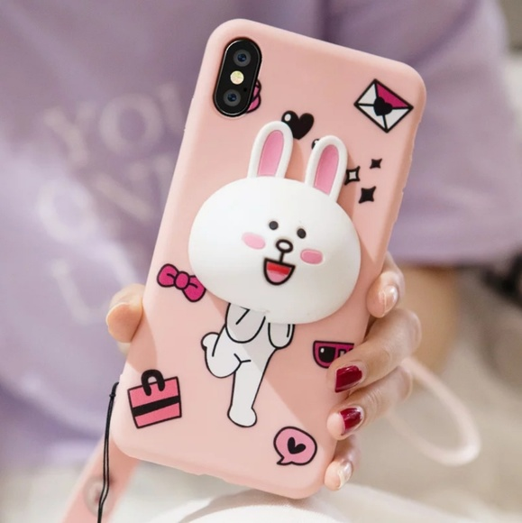 iphone xs case rabbit